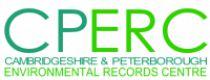 Cambridgeshire and Peterborough Environmental Records Centre