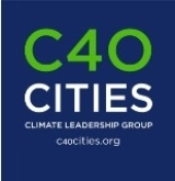 C40 Cities Climate Leadership Group (C40) logo