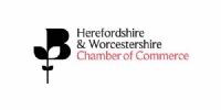The Herefordshire & Worcestershire Chamber of Commerce  logo